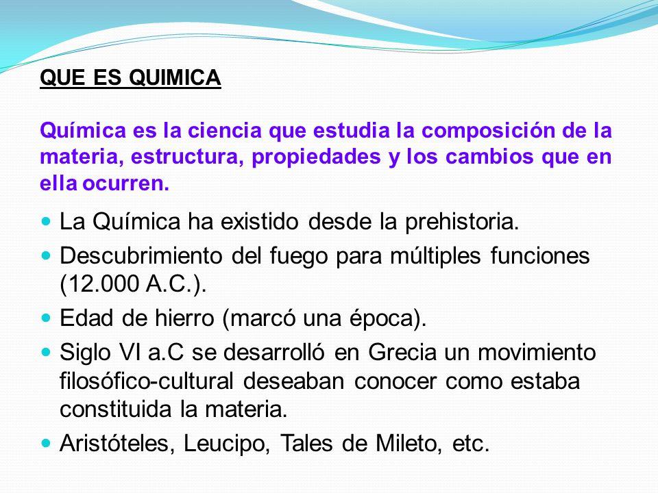 Tales de Mileto (frío) AGUA Anaxímenes (humedad) AIRE FUEGO Heráclito (CALOR) MATERIA Empédocles (sequedad).