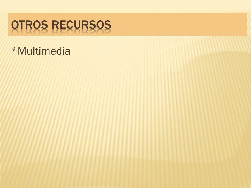 *Multimedia