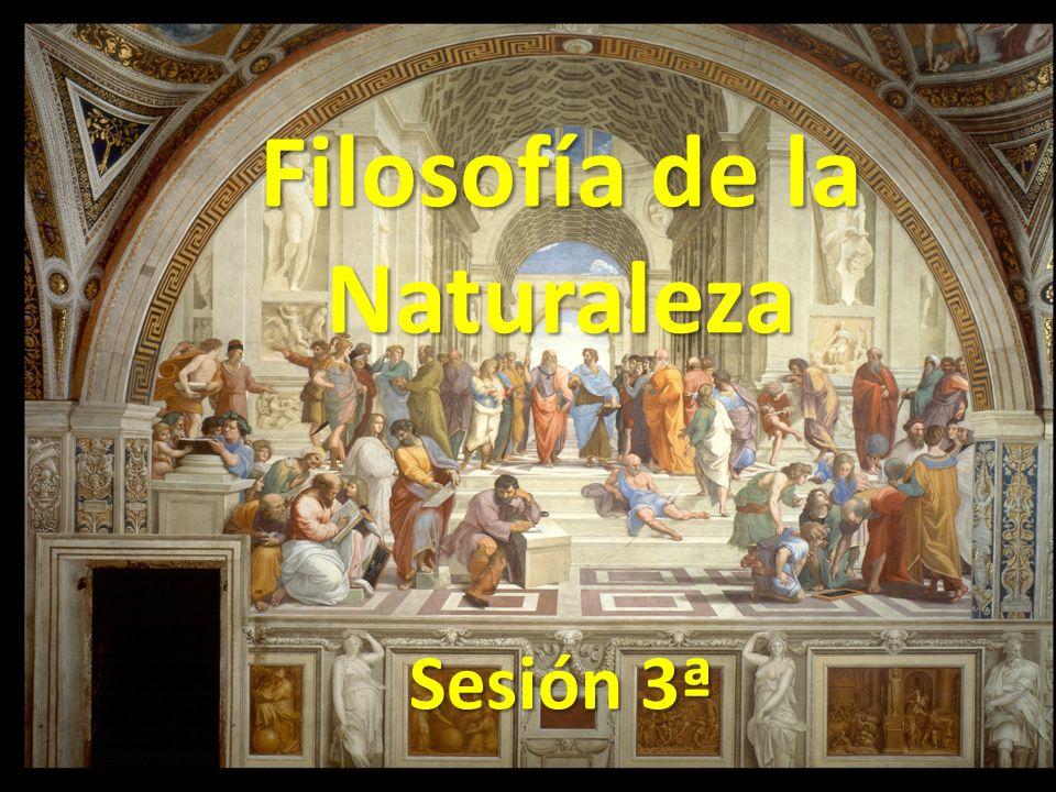 Filosofía de la Naturaleza Sesión 4ª: INTRODUCCIÓN A LA COSMOLOGÍA INTRODUCCIÓN TEÓRICA.