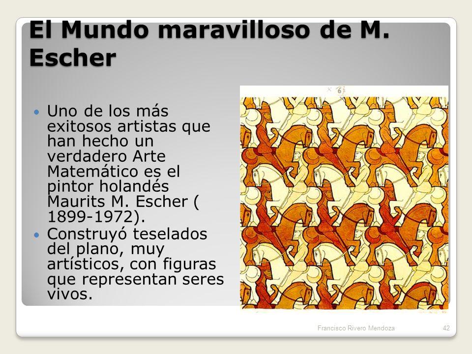 Los Teselados 41Francisco Rivero Mendoza
