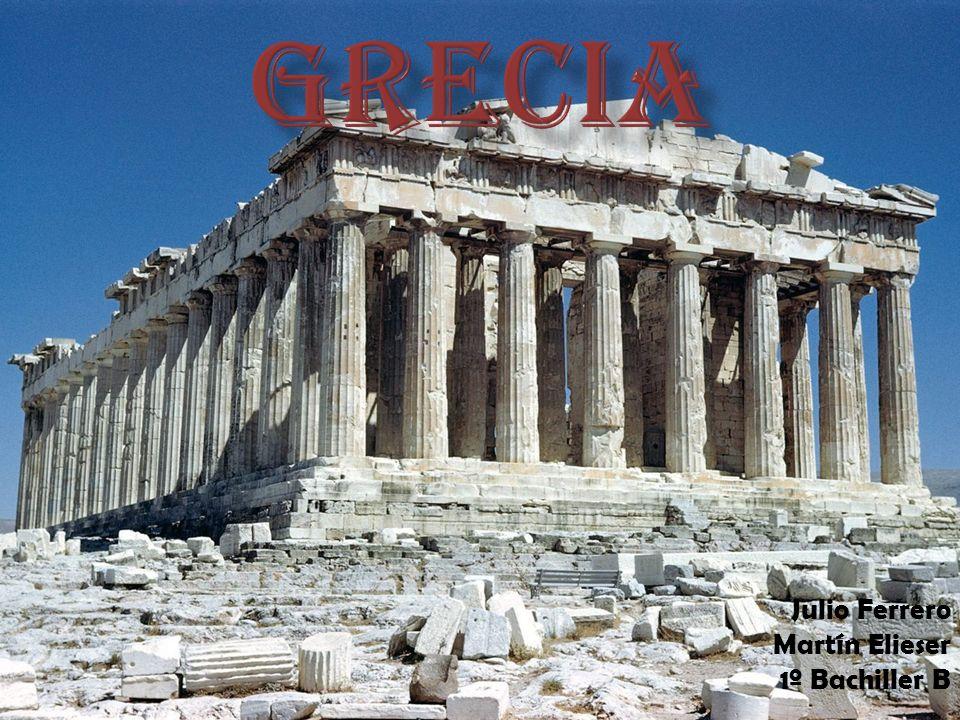 Entre los siglos VII y VI a.C., un conjunto de reinos denominados POLIS abarcaban todo el Mar Egeo.