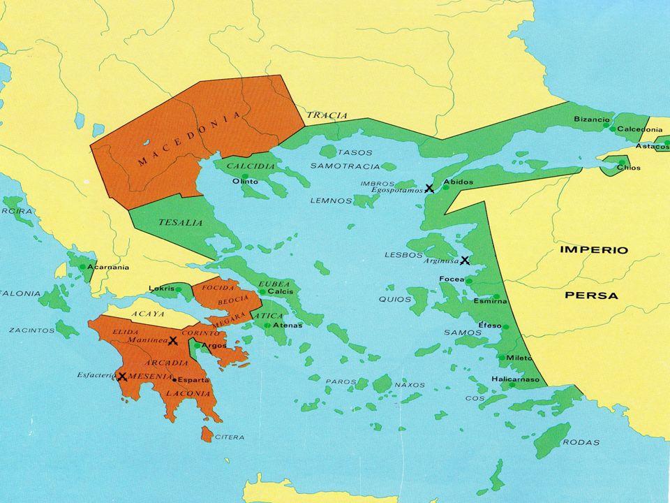 Una vez finalizada su venganza, Esparta se hizo con el poder, sin embargo su mandato sería muy corto ya que el gobernante Filipo II de Macedonia, finalmente, crearía el imperio Macedónico, alcanzando su máximo poderío con su hijo Alejandro Magno.
