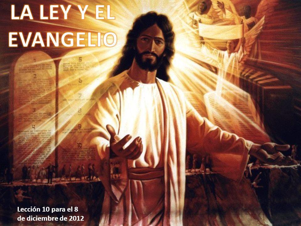Lección 10 para el 8 de diciembre de 2012