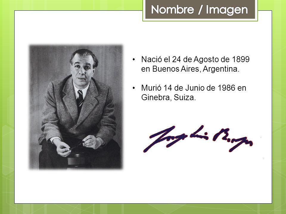 Nació el 24 de Agosto de 1899 en Buenos Aires, Argentina. Murió 14 de Junio de 1986 en Ginebra, Suiza.