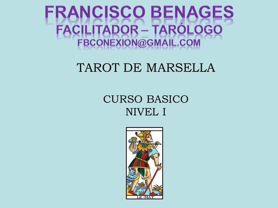 TAROT DE MARSELLA CURSO BASICO NIVEL I