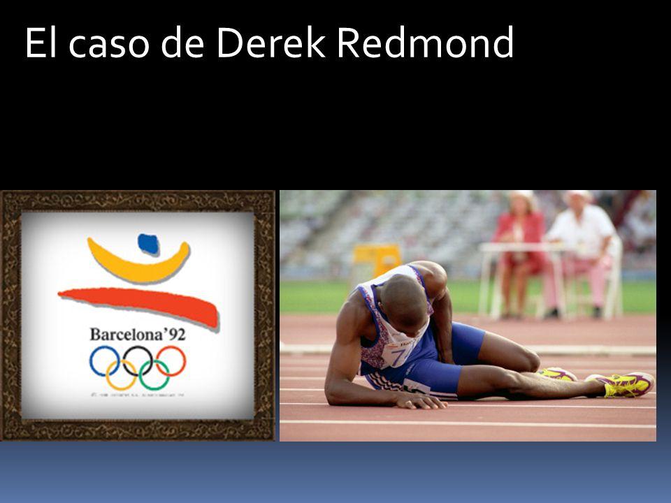 El caso de Derek Redmond