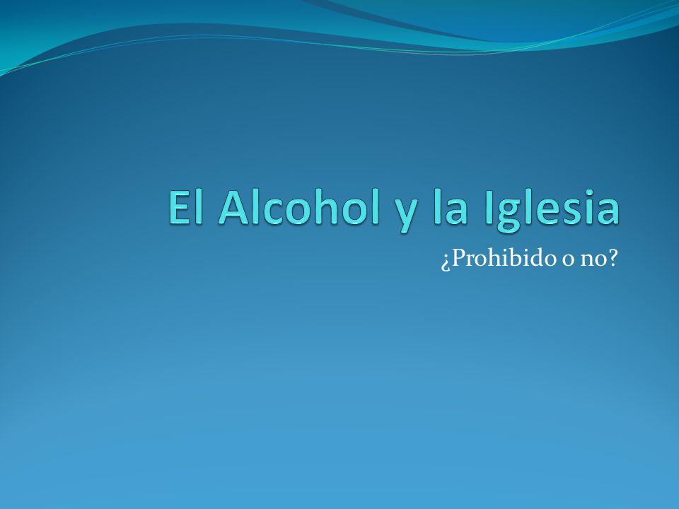Referencias al alcohol I.Referencias negativas y análisis II.