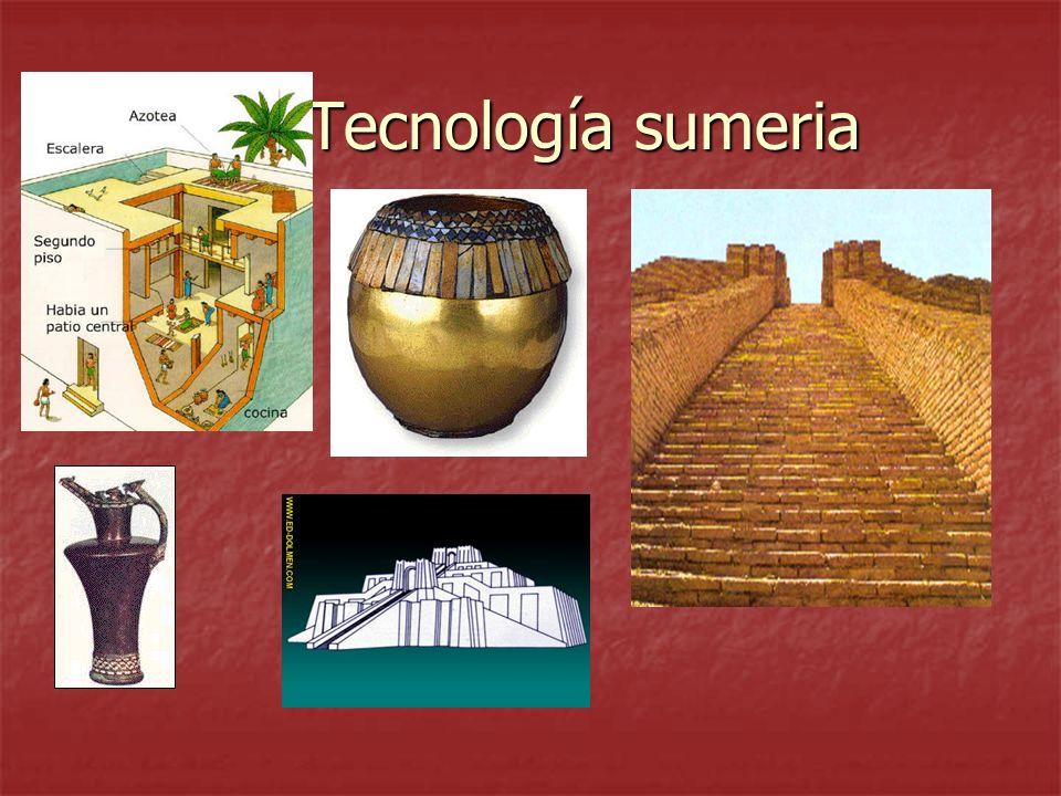 Tecnología sumeria