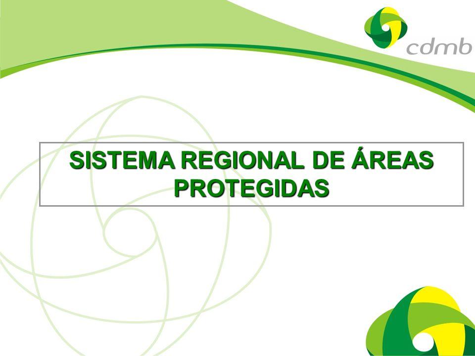 SISTEMA REGIONAL DE ÁREAS PROTEGIDAS