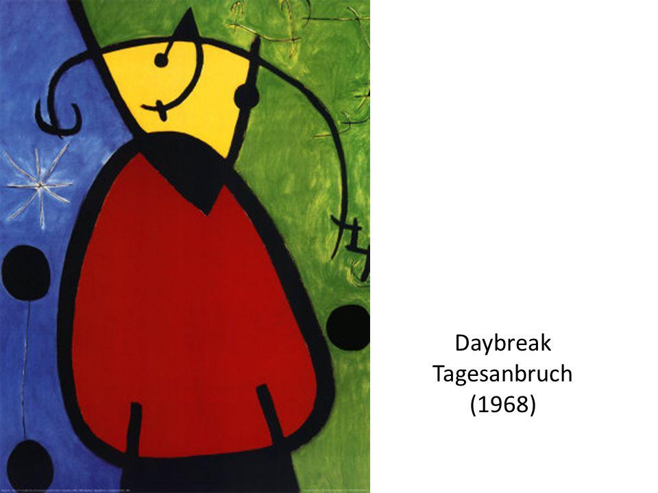Daybreak Tagesanbruch (1968)