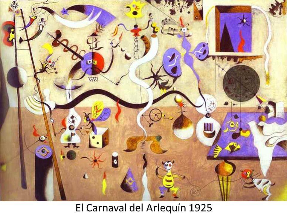 El Carnaval del Arlequín 1925