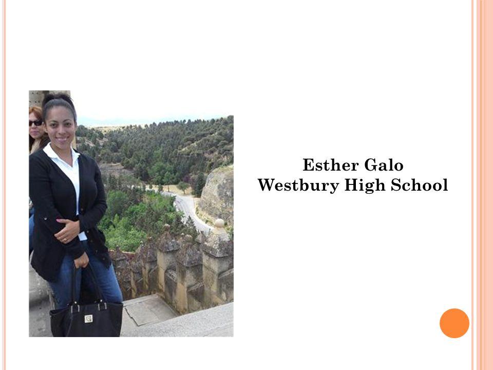 Katiusca Cirino Hastings High School Alief ISD