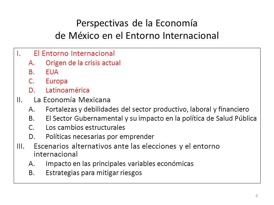 EUROPA: PIB per Cápita FUENTE: UNCTAD 15 Con el ingreso de capitales en EUROS se estimulo el crecimiento y el PIB/Cápita