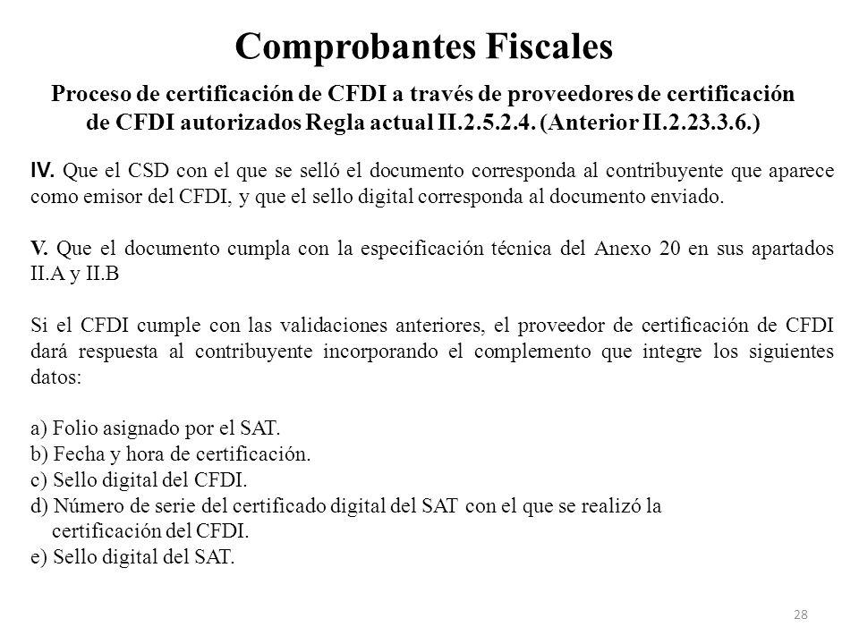 IV. Que el CSD con el que se selló el documento corresponda al contribuyente que aparece como emisor del CFDI, y que el sello digital corresponda al d