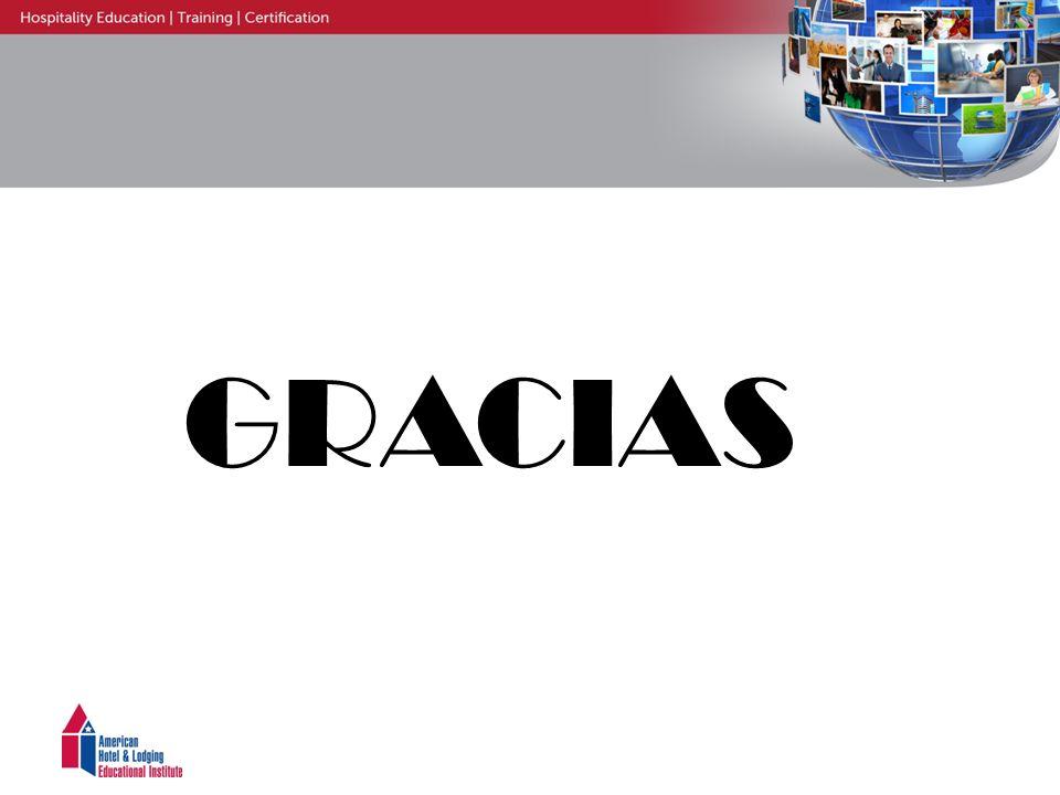 Educational Institute 2012 GRACIAS