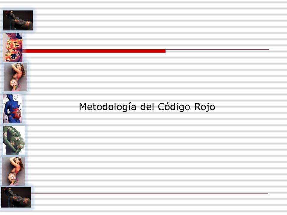 Metodología del Código Rojo