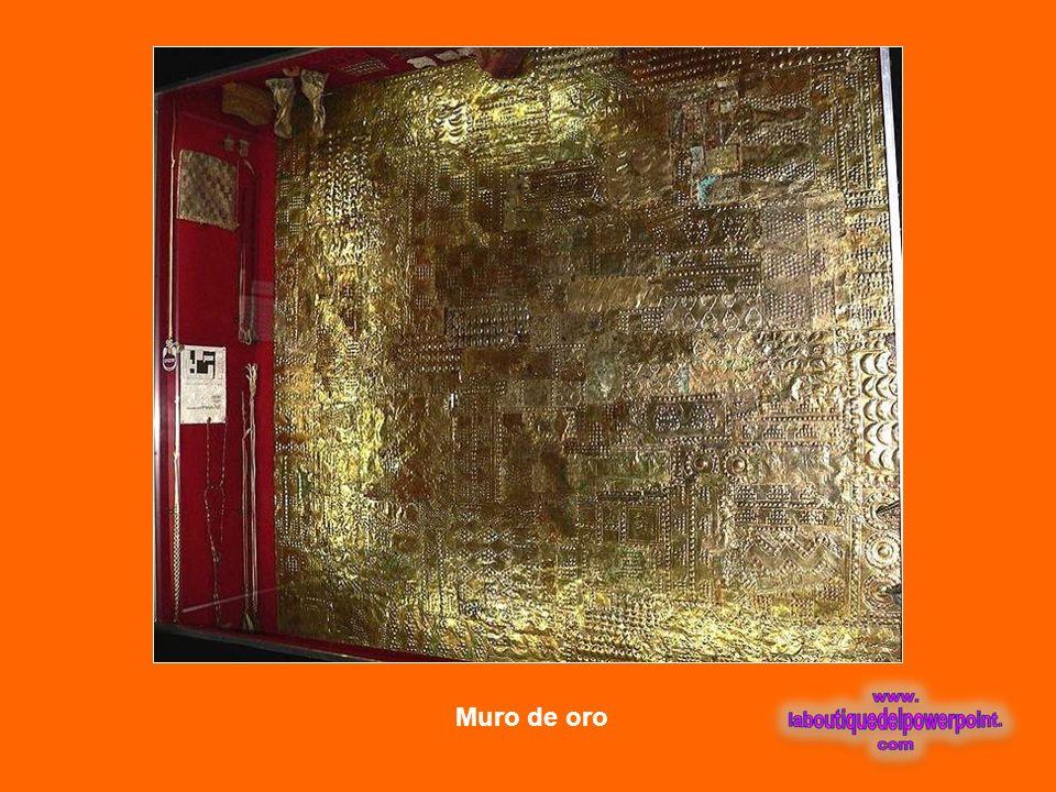 Araña de oro Pato de oro Cultura: Lambayeque - Sipán