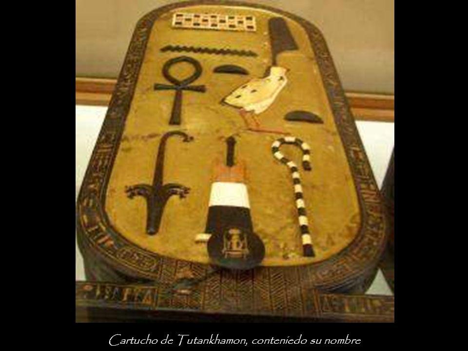 Estatuilla de Ra – doble espiritual – de Tutankhamon