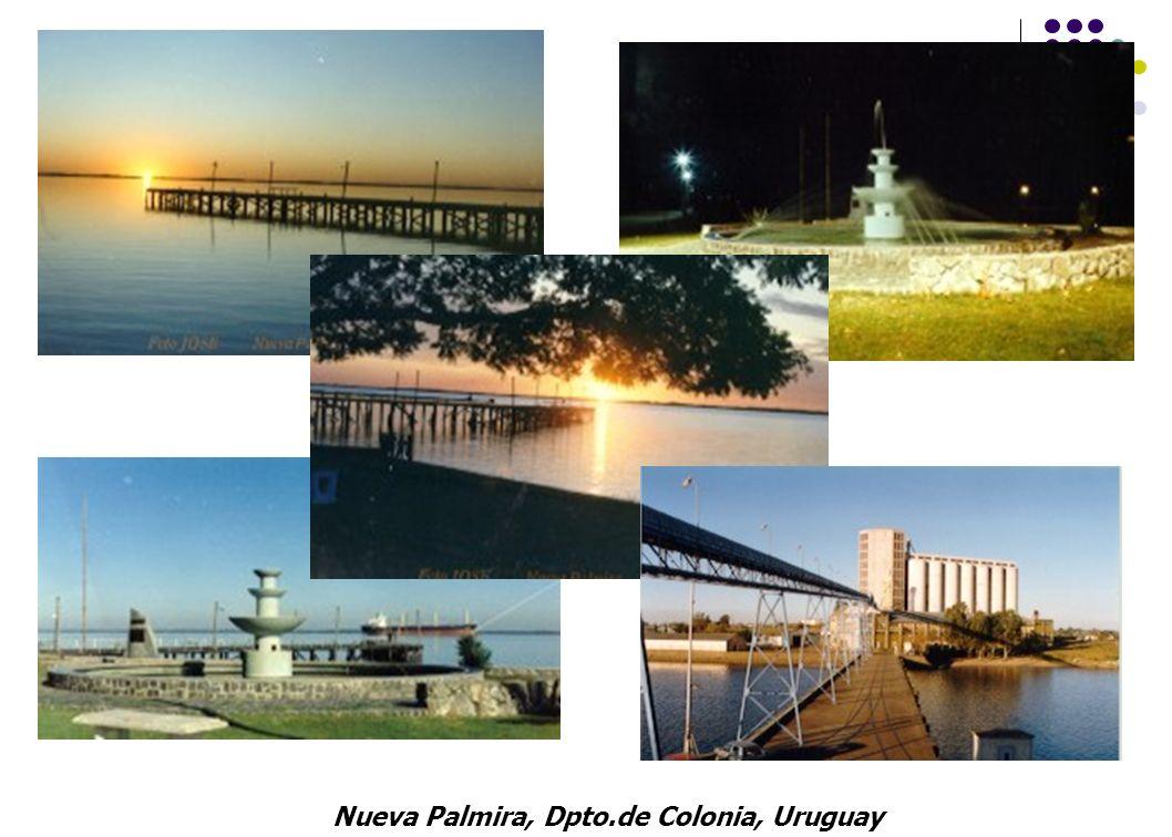 Nueva Palmira, Dpto.de Colonia, Uruguay