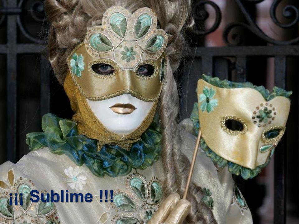 El auténtico sentido del carnaval…