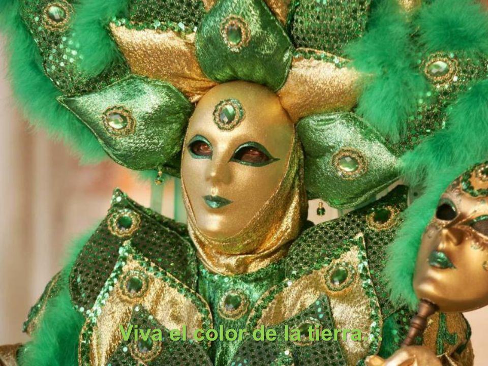 Matrimonio en carnaval…