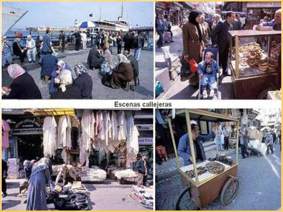 El Gran Bazar en la época otomana no era solamente un centro comercial, también era el centro financiero de la ciudad.
