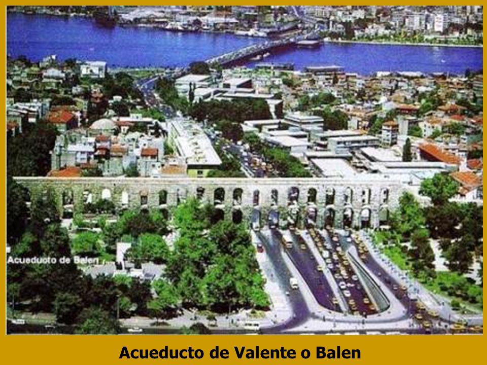 Acueducto de Valente o Balen