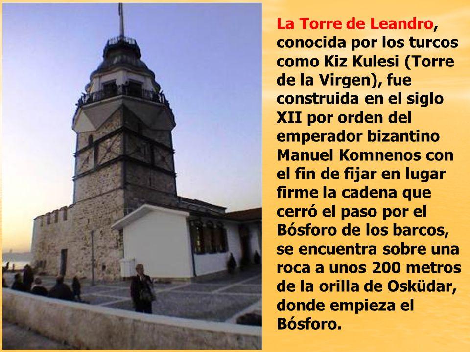 Torre de Leandro