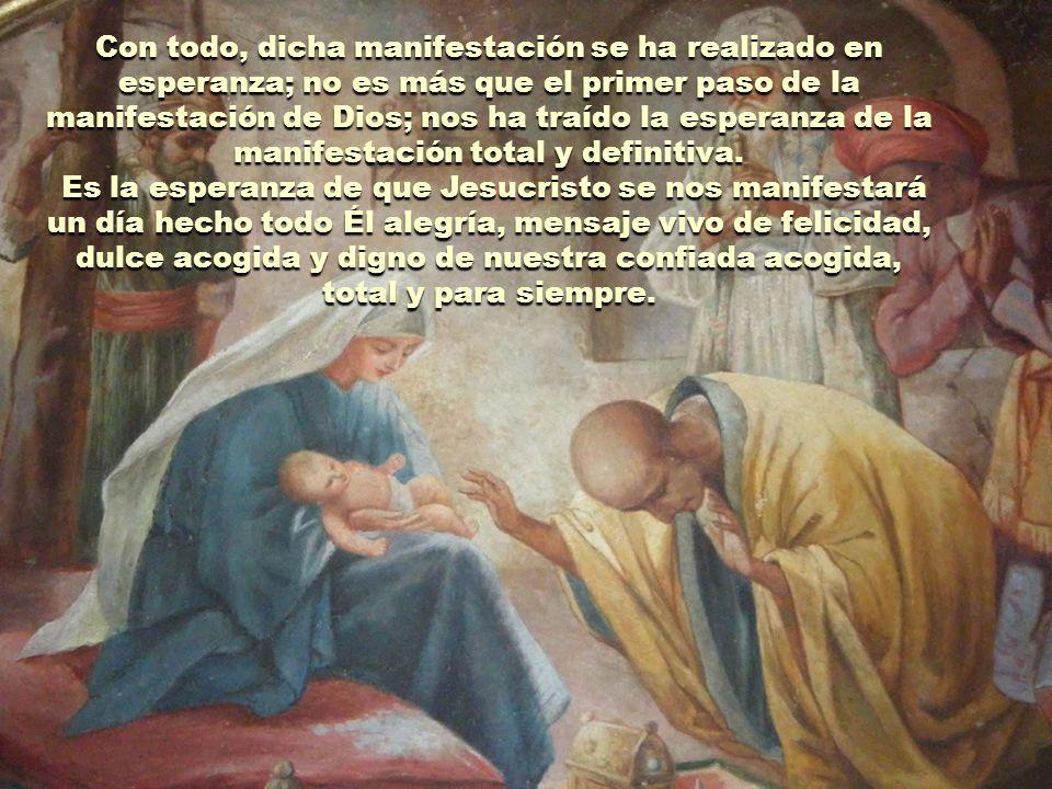 trae la salvación para todos los hombres» (2,11). Por otra parte, en el Nuevo Testamento, por ejemplo en la Carta a Tito, leemos esta confesión sobre
