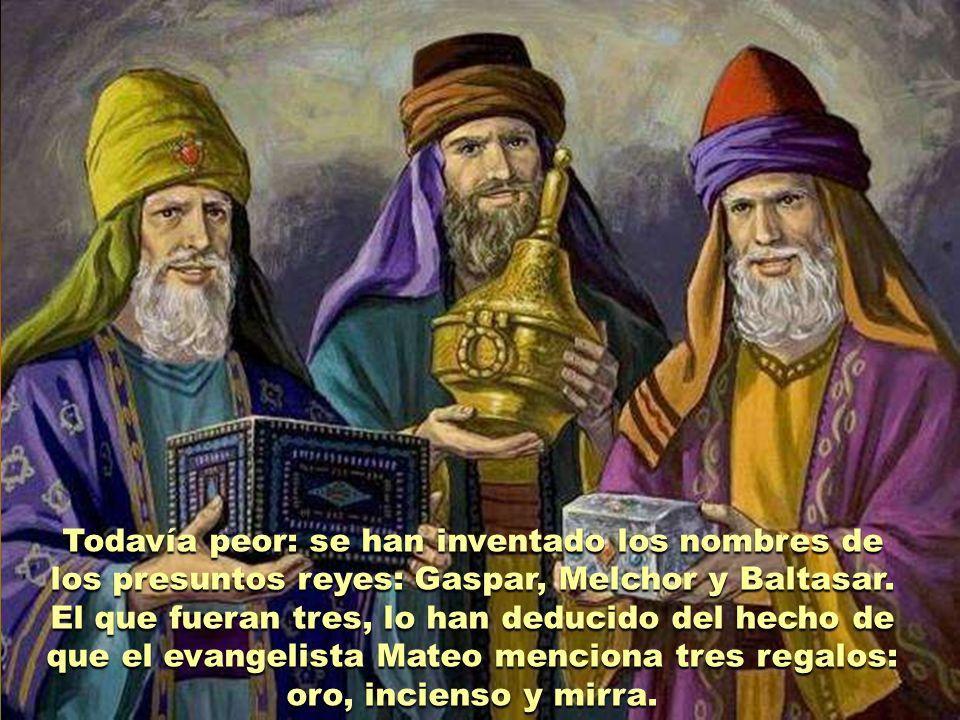 Lamentablemente, en nuestra cultura cristiana, a esta fiesta del 6 de Enero se le ha aplicado un nombre falso: REYES. Su auténtico nombre es EPIFANIA