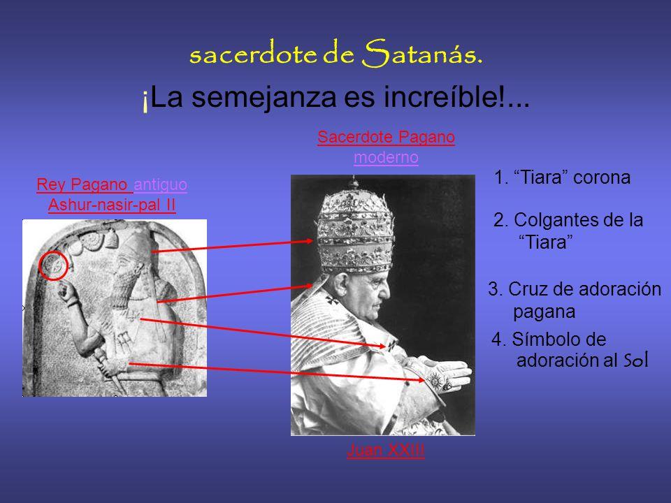 Rey Shamshi Adad V Note el uso de la cruzPattée o Formée en un antiguo Rey 2800 años atrás, el uso de esta cruz simbolizaba la adoración pagana al dios del Sol.