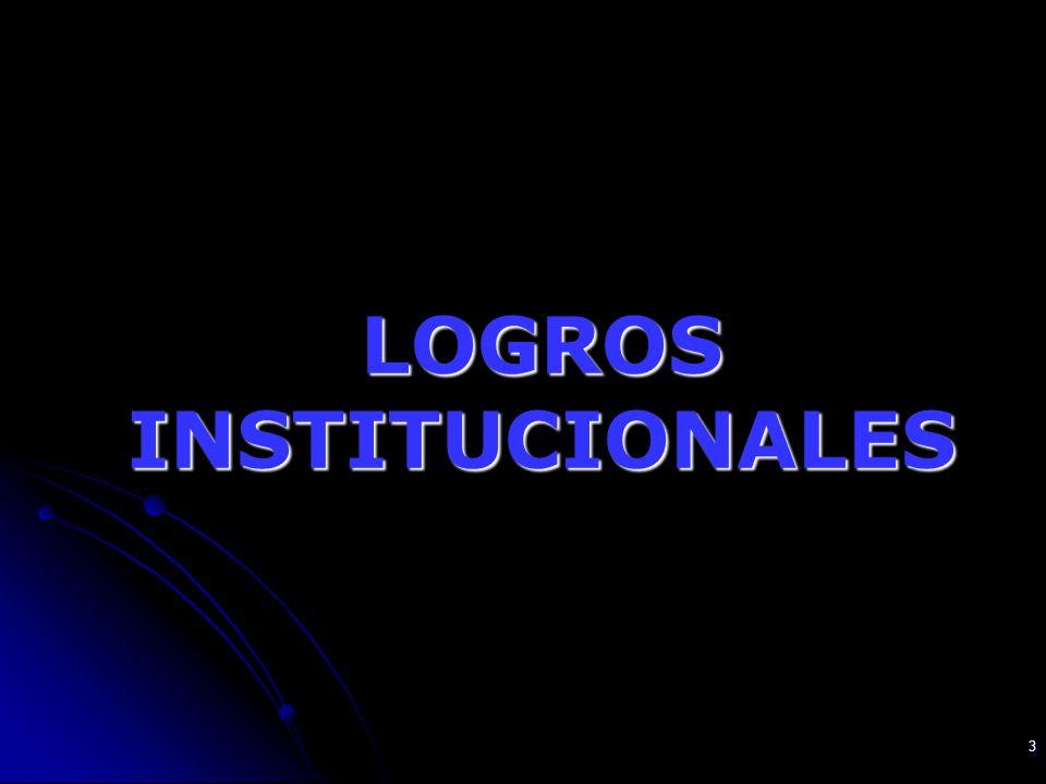 3 LOGROSINSTITUCIONALES