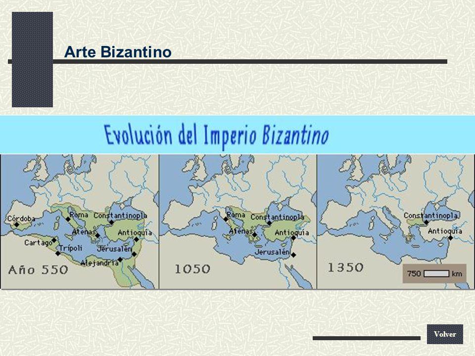 Volver Arte Bizantino Volver