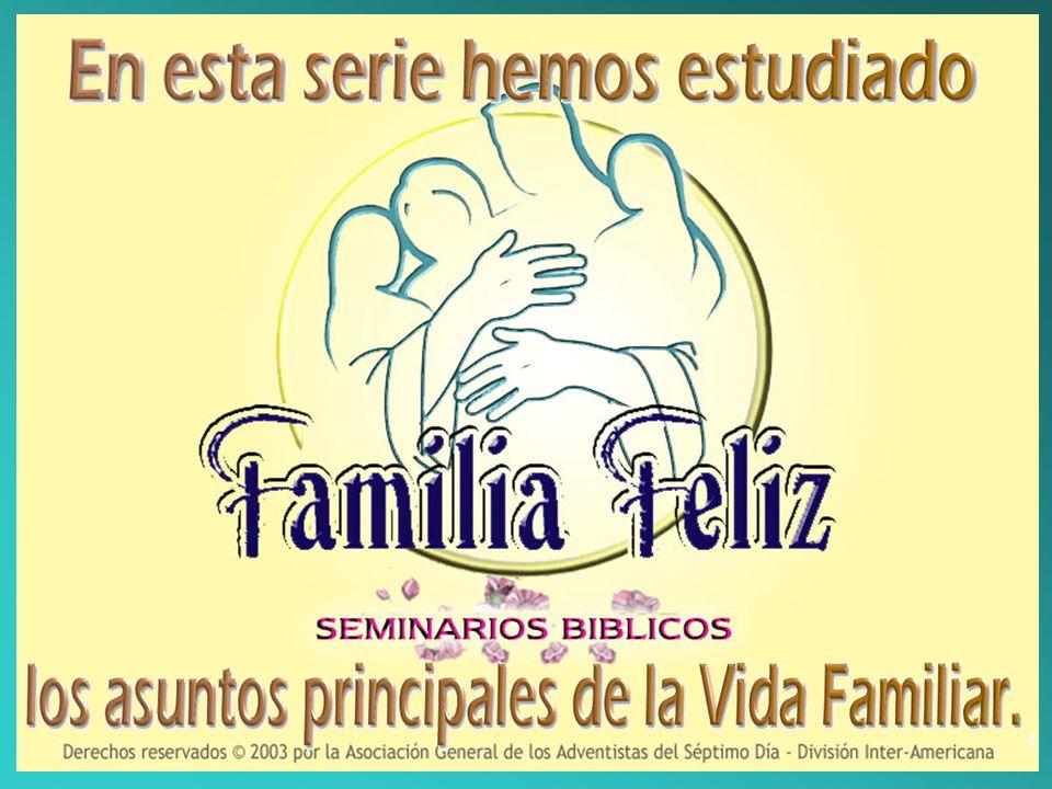 ¡La familia de Dios junta por siempre.
