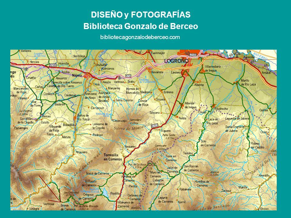 DISEÑO y FOTOGRAFÍAS Biblioteca Gonzalo de Berceo bibliotecagonzalodeberceo.com
