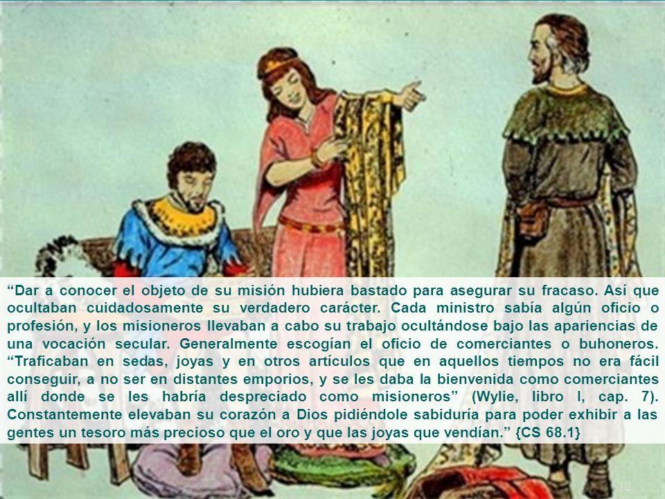 11 Los jóvenes que eran ordenados para el sagrado ministerio no veían en perspectiva ni riquezas ni gloria terrenales, sino una vida de trabajo y peli