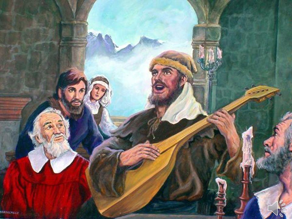 8 No se quejaban por las dificultades de su vida; y nunca se sentían solos en medio de la soledad de los montes. Daban gracias a Dios por haberles dad