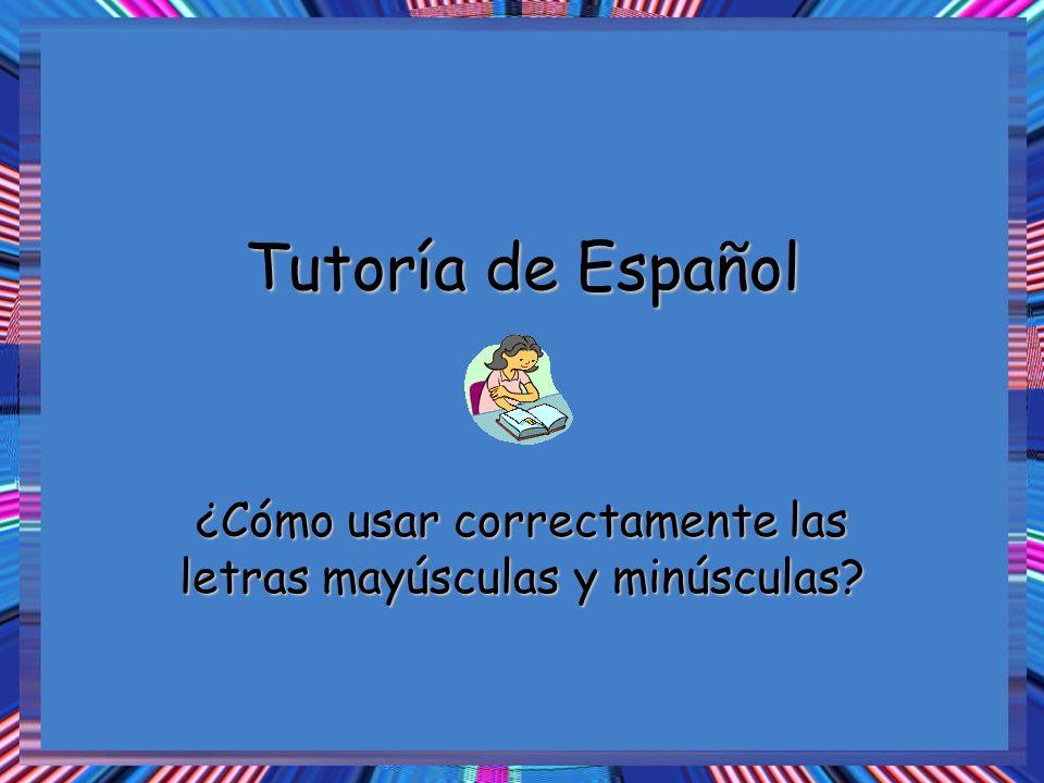 Los meses del año: enerojulio febreroagosto marzoseptiembre abriloctubre Los meses del año: enerojulio febreroagosto marzoseptiembre abriloctubre En español usamos letra minúscula para escribir… Regla #3 próxima regla regla anterior