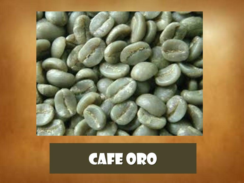 CAFE ORO