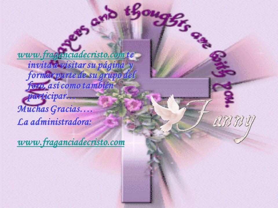 wwww wwww wwww.... ffff rrrr aaaa gggg aaaa nnnn cccc iiii aaaa dddd eeee cccc rrrr iiii ssss tttt oooo.... cccc oooo mmmm te invita a visitar su pági