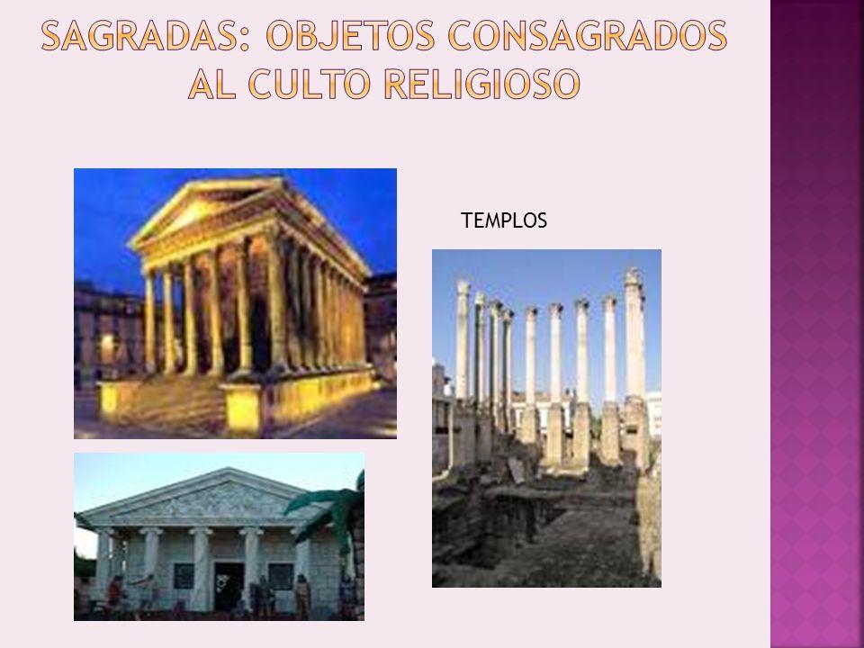 COSAS A LAS QUE LA RELIGIÓN HABRÍA DADO UN ESPECIAL SIGNIFICADO, ESPECIALMENTE AL REPOSO DE LOS MUERTOS.