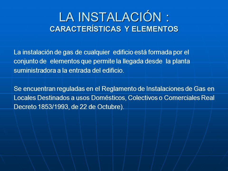 CARACTERÍSTICAS Y ELEMENTOS 1.- Elementos para ventilación o protección de tuberías: son aquellos que aíslan las tuberías o las protegen contra golpes o choques.