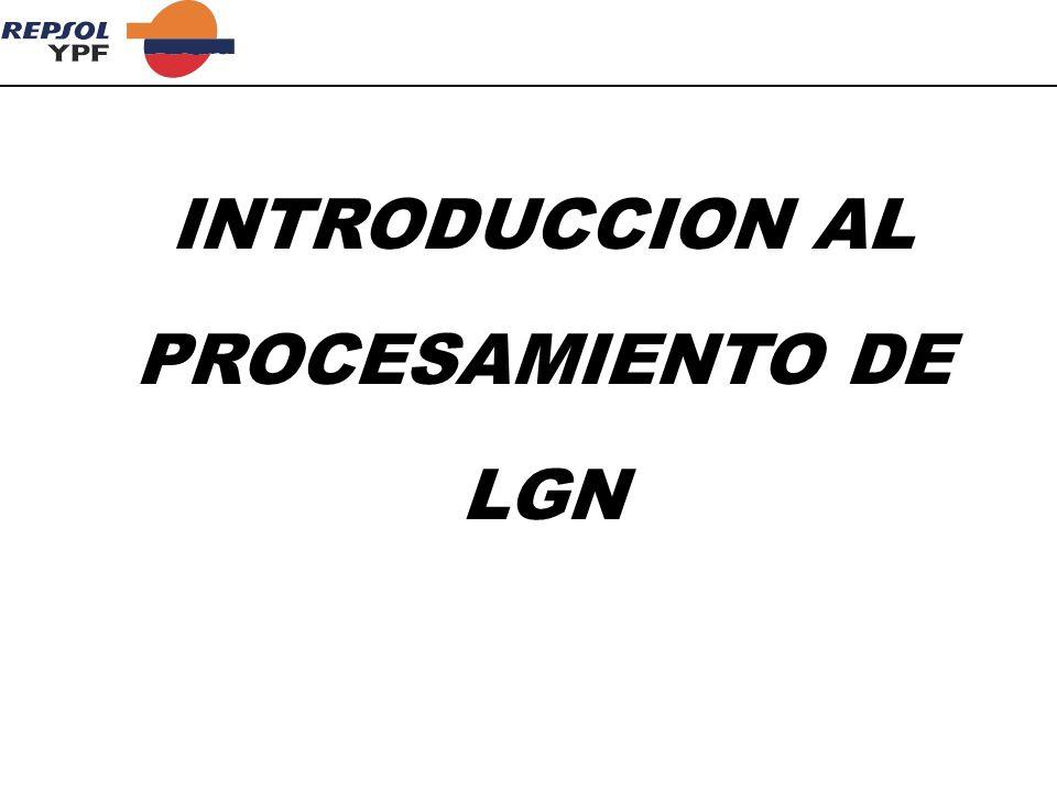 ABSORCION OBJETIVO: EXTRACCION DE LGN Y PRODUCCION DE C 3 + PROCESO MAS UTILIZADO HASTA 1960.