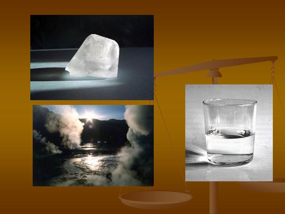 ESTADOS DE AGREGACIÓN DE LA MATERIA La materia se presenta en tres formas distintas llamadas estados de agregación: La materia se presenta en tres formas distintas llamadas estados de agregación: sólido sólido líquido líquido gas gas