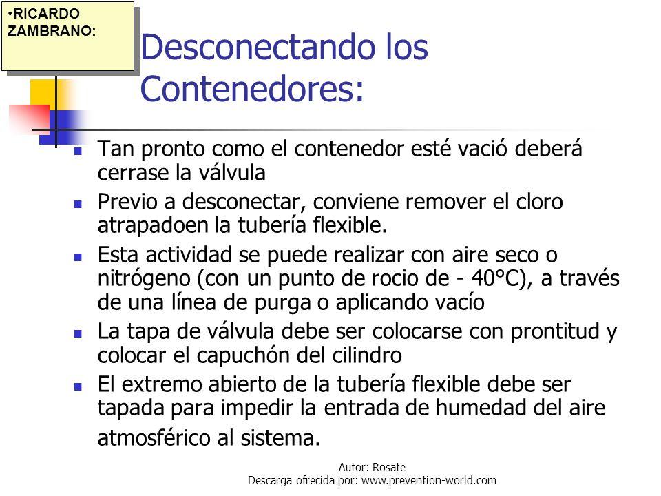 Autor: Rosate Descarga ofrecida por: www.prevention-world.com Se abre en el setido de las agujas del reloj El completo giro del vástago permite la máx