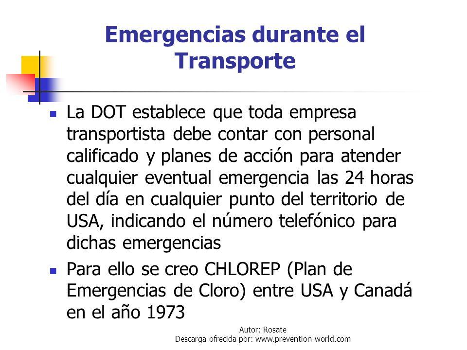 Autor: Rosate Descarga ofrecida por: www.prevention-world.com Efectos del Cloro sobre el Medio Ambiente Vegetación: El cloro ataca la clorofila de las