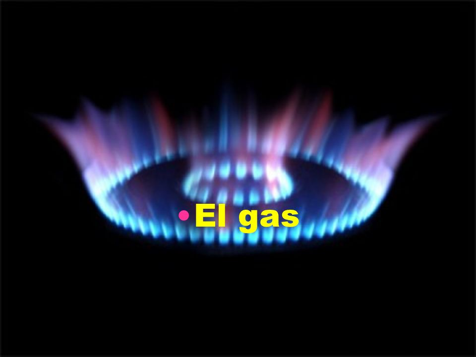 El gas natural es un combustible que proporciona alrededor de 10.000 kilocalorías por metro cúbico.