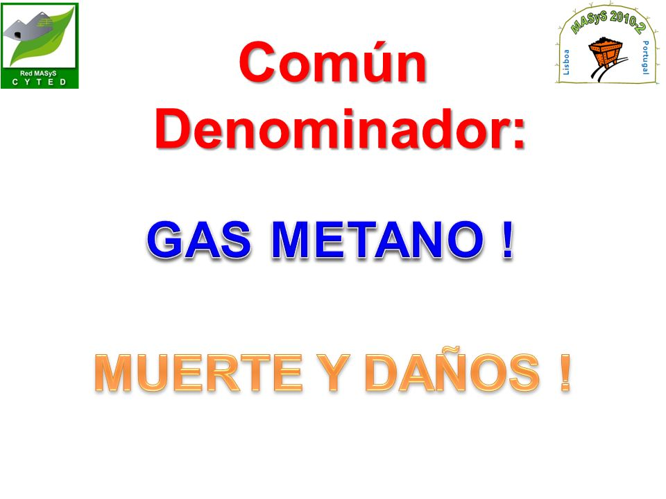 GENERALIDADES DEL METANO (methane) m.