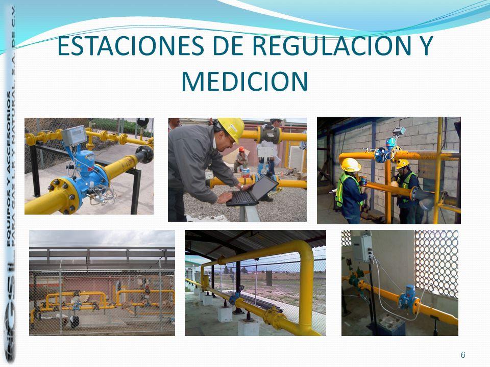 ESTACIONES DE REGULACION Y MEDICION 6