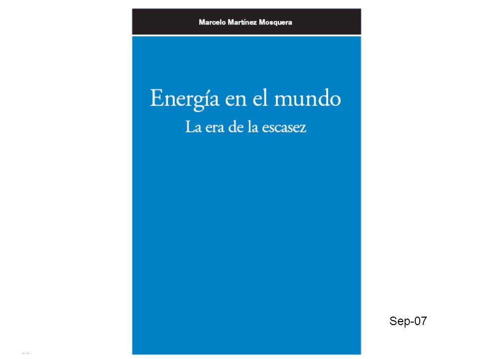 W ORLD E LECTRICITY G ENERATION Source: IEA